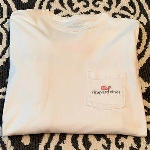 Long- Sleeve Vineyard Vines T-Shirt